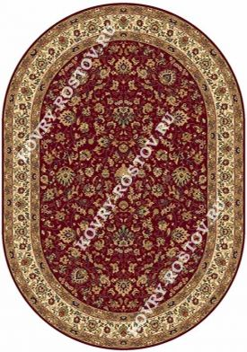BUHARA 5471 RED OVAL