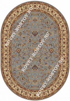 BUHARA 5471 BLUE OVAL