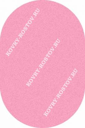 COMFORT SHAGGY 2 S600 PINK OVAL