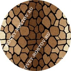 VISION DELUXE d046 BROWN DAIRE